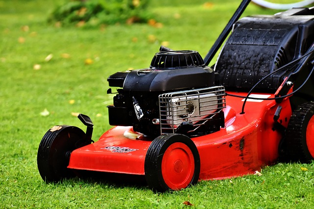 How to fix a lawnmower that won't start.