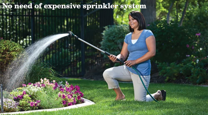 Best Ways To Water Lawn Without Sprinkler System