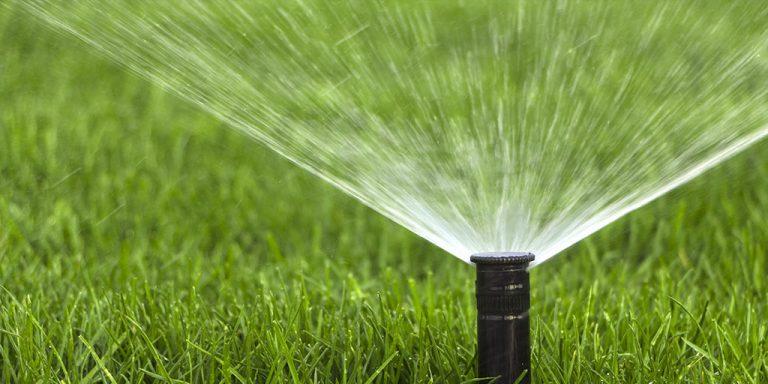 Best In Ground Sprinkler System
