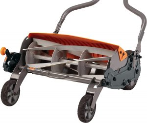 best reel mower for small yard